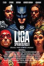 Plakát k filmu: Liga spravedlnosti