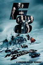 Plakát k filmu: The Fate of the Furious - trailer