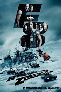 Plakát k filmu: Rychle a zběsile 8