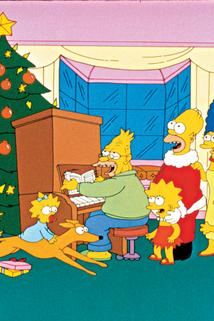 Simpsonovi - Vánoce u Simpsonových  - Simpsons Roasting on an Open Fire