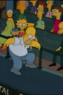 Simpsonovi - Homer maskotem  - Dancin' Homer