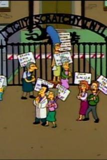 Simpsonovi - Za všechno může televize