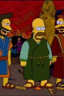 Simpsonovi - Homer a desatero aneb Každý krade jak dovede  - Homer vs. Lisa and the Eighth Commandment