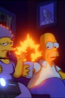 Simpsonovi - U ohnivého Vočka  - Flaming Moe's