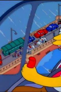Simpsonovi - Homer sám doma  - Homer Alone