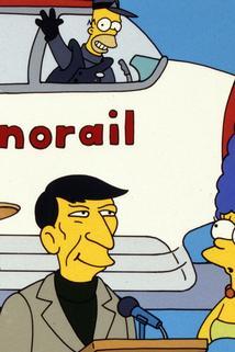 Simpsonovi - Marge versusjednokolejka  - Marge vs. the Monorail