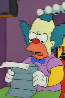 Šáša Krusty zrušen, Šáša Krusty má padáka  - Krusty Gets Kancelled