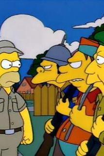 Simpsonovi - Homer strážcem zákona  - Homer the Vigilante