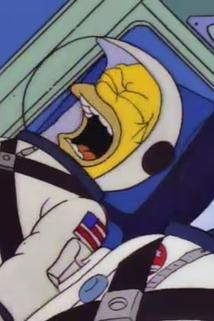 Simpsonovi - Hrdinný kosmonaut Homer  - Deep Space Homer