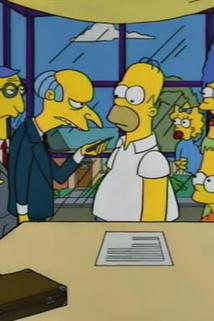 Simpsonovi - Burnsův dědic  - Burns' Heir