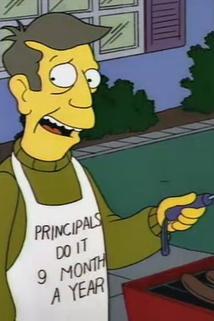Simpsonovi - Skinner, sladký nepřítel  - Sweet Seymour Skinner's Baadasssss Song