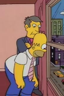 Simpsonovi - Chlapec, který věděl příliš mnoho  - The Boy Who Knew Too Much