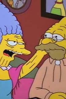 Simpsonovi - Milenec Lady Bouvierové  - Lady Bouvier's Lover