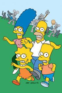 Simpsonovi - Návštěva Drsnolandu  - Itchy & Scratchy Land