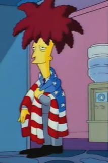 Simpsonovi - Návrat Leváka Boba  - Sideshow Bob Roberts