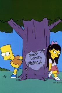 Simpsonovi - Bartovo děvče