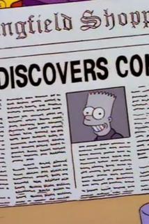 Simpsonovi - Bartova kometa  - Bart's Comet