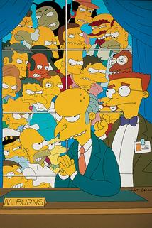 Simpsonovi - Kdo postřelil pana Burnse I.  - Who Shot Mr. Burns?: Part 1