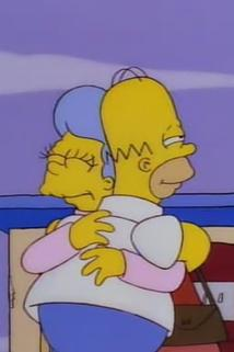 Simpsonovi - Babička  - Mother Simpson