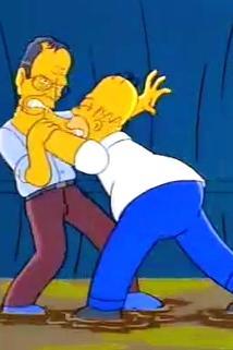 Simpsonovi - Dva zlí sousedé  - Two Bad Neighbors