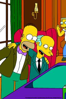 Simpsonovi - Homer ve službě  - Homer the Smithers