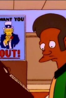 Simpsonovi - Mnoho Apua pro nic  - Much Apu About Nothing