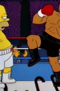 Simpsonovi - Zuřící býk Homer  - The Homer They Fall