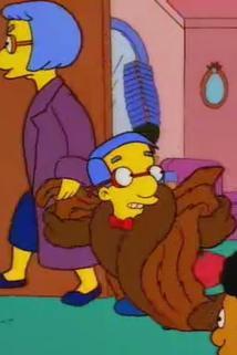 Simpsonovi - Rozdělený Milhouse  - A Milhouse Divided