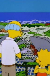 Simpsonovi - Stařec a Líza  - The Old Man and the Lisa