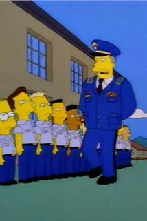 Simpsonovi - Tajná válka Lízy Simpsonové  - The Secret War of Lisa Simpson
