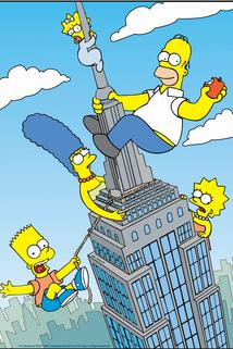 Simpsonovi - Město New York versus Homer Simpson  - The City of New York vs. Homer Simpson
