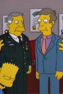Simpsonovi - Ředitel Skinner a seržant Skinner  - The Principal and the Pauper