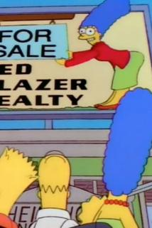 Simpsonovi - Marge prodává nemovitosti  - Realty Bites