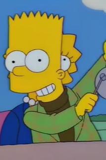 Simpsonovi - Bart televizní šoumen  - Girly Edition