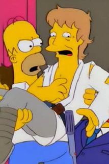 Simpsonovi - Střet s mafií  - Mayored to the Mob