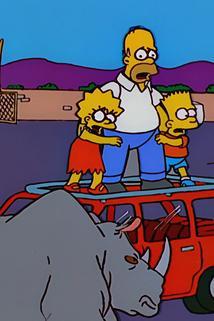 Simpsonovi - Marge královna silnic