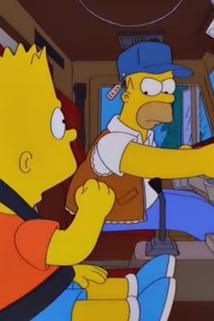 Simpsonovi - Na plnej plyn  - Maximum Homerdrive