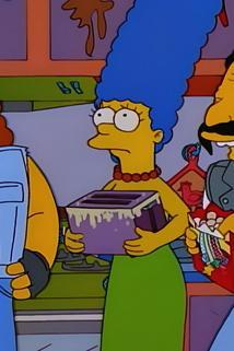 Simpsonovi - Marge jako rukojmí  - Take My Wife, Sleaze