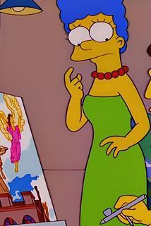 Simpsonovi - Marge a mukl  - Pokey Mom