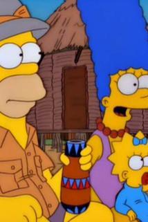 Simpsonovi - Simpsonovi v Africe  - Simpsons Safari