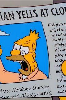 Simpsonovi - Stařec a hoře  - The Old Man and the Key