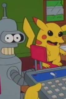 Simpsonovi - Bart versus Líza versus 3.A  - Bart vs. Lisa vs. the Third Grade