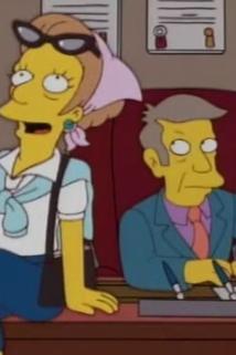 Simpsonovi - Úča roku  - Special Edna