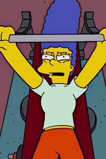 Simpsonovi - Namakaná máma  - The Strong Arms of the Ma