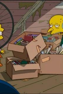 Simpsonovi - Zdánlivě nekonečný příběh  - The Seemingly Never-Ending Story