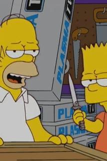 Simpsonovi - Žabař, kuchař, manželka a její Homer  - The Mook, the Chef, the Wife and Her Homer