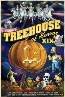 Simpsonovi - Speciální čarodějnický díl XIX  - Treehouse of Horror XIX