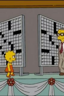 Simpsonovi - Homer a Líza ve při  - Homer and Lisa Exchange Cross Words