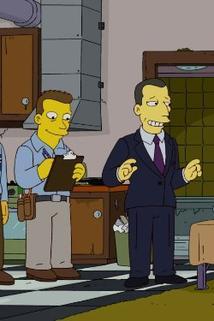 Simpsonovi - Panu dozorci s láskou  - To Surveil, with Love