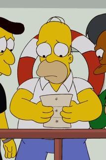 Simpsonovi - Dopis od Vočka  - Moe Letter Blues